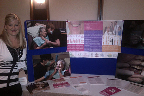 SOHC at Gerontology Institute Aging, Acceptance and Attitudes Conference held in Regina