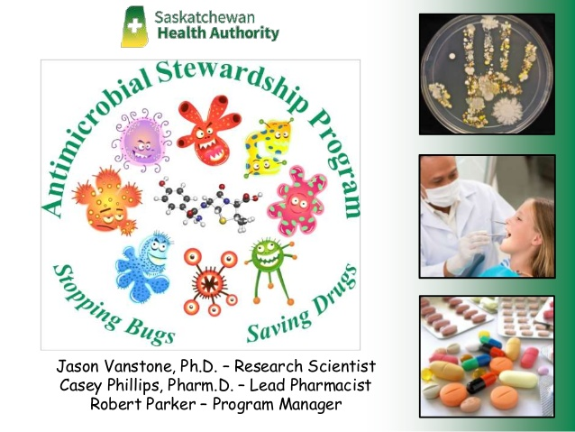 antimicrobial stewardship program